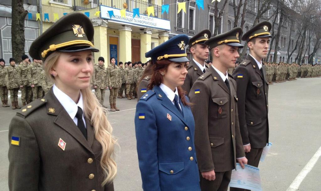 Modern Ukrainian uniform in photographs - Page 2 E210