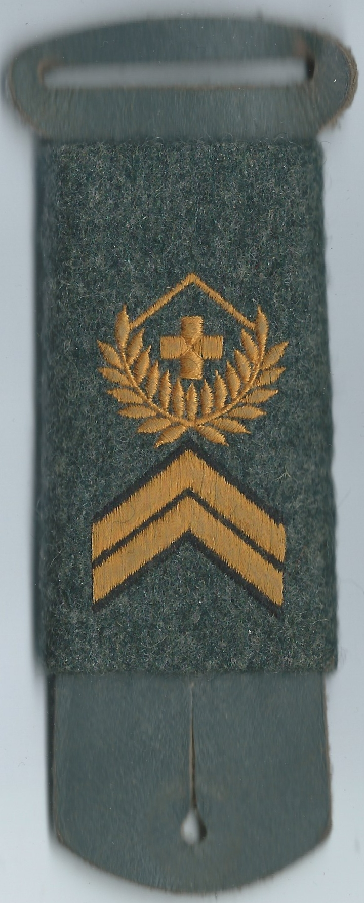Ranks, badges, patches, epaulets of the Swiss Armed Forces - Page 14 Feldwe11