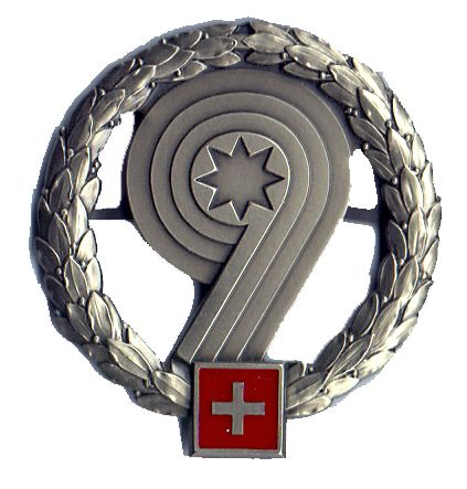 Ranks, badges, patches, epaulets of the Swiss Armed Forces - Page 5 Grenzb18