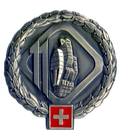 Ranks, badges, patches, epaulets of the Swiss Armed Forces - Page 5 Grenzb19