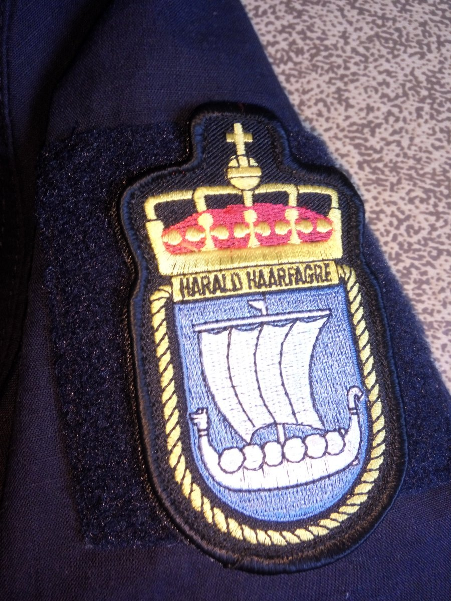 Norwegian Navy blue work jacket... What model? Img_2068