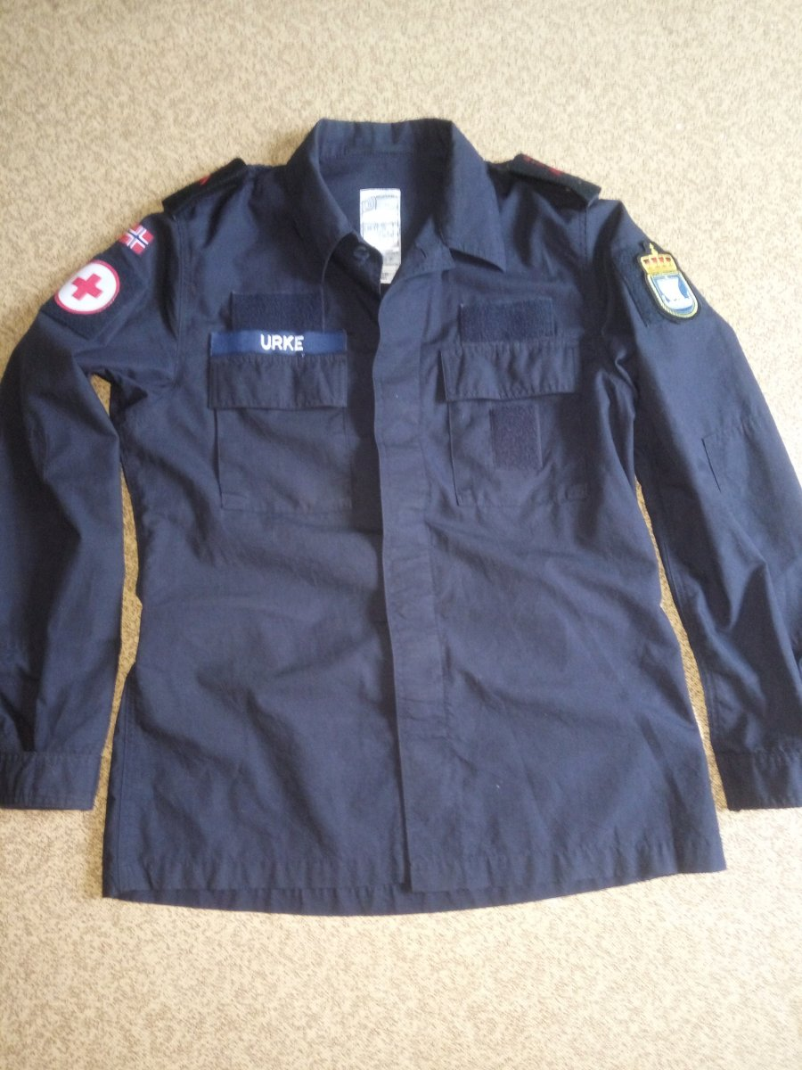 Norwegian Navy blue work jacket... What model? Img_2069