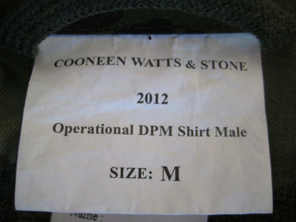 Sudden acquisition of the Irish DPM set Img_5913