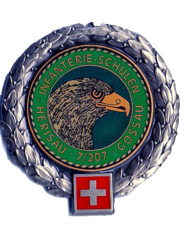 Ranks, badges, patches, epaulets of the Swiss Armed Forces - Page 5 Infant14