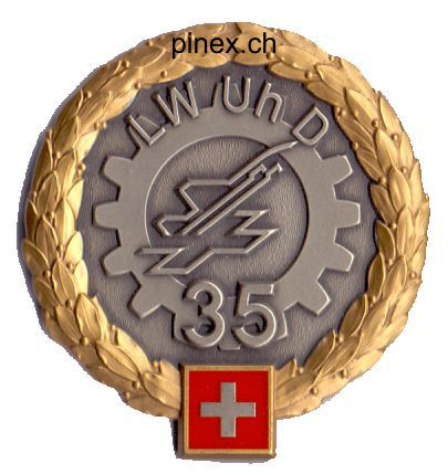 Ranks, badges, patches, epaulets of the Swiss Armed Forces - Page 5 Luftwa10