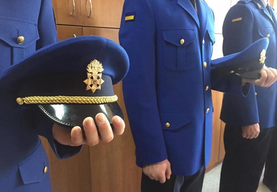 Modern Ukrainian uniform in photographs - Page 39 Na310