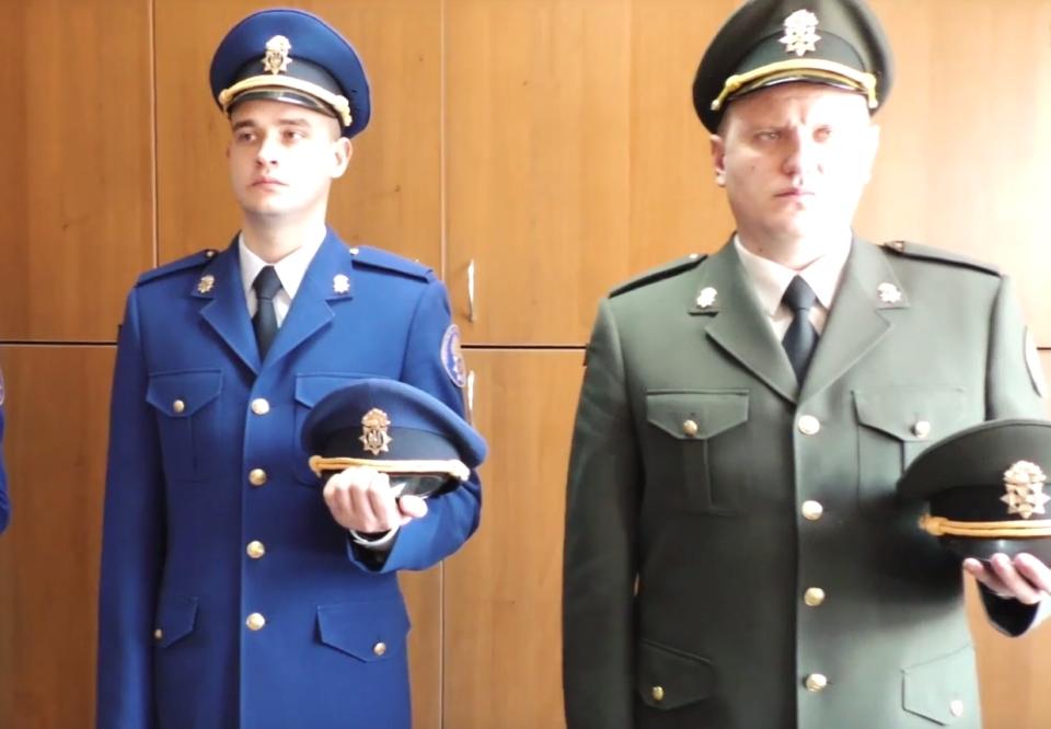 Modern Ukrainian uniform in photographs - Page 39 Na410