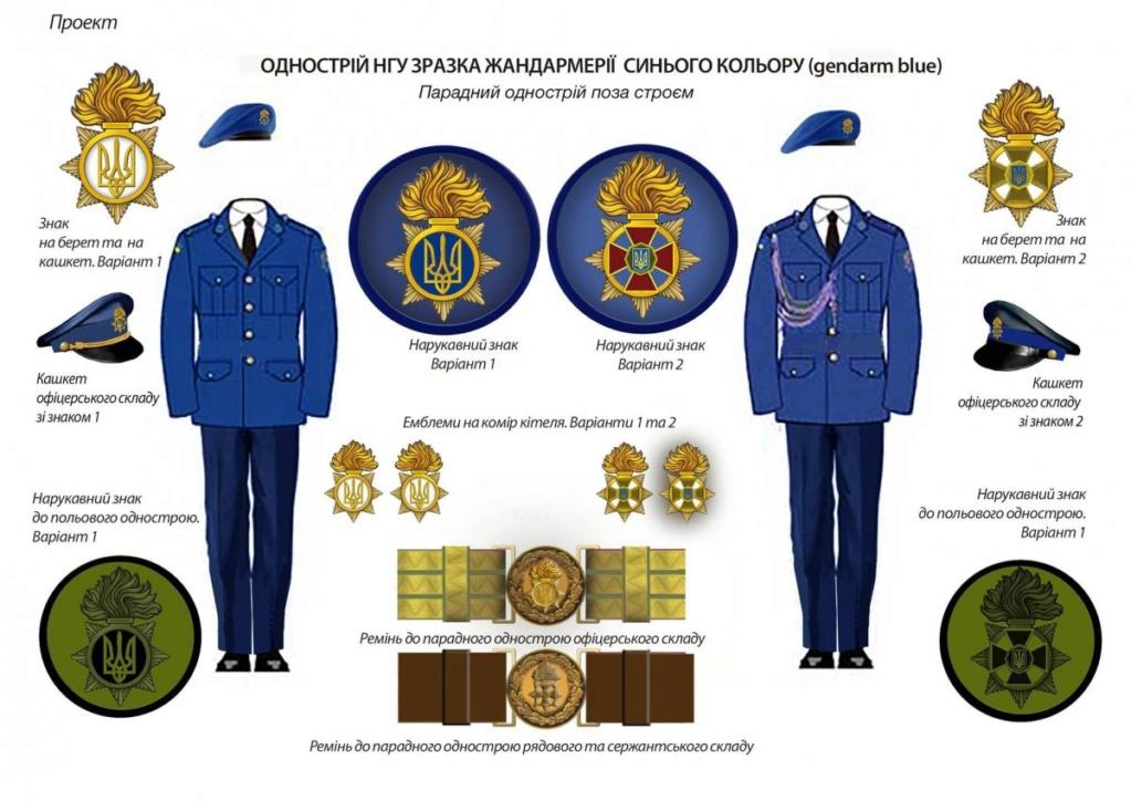 Modern Ukrainian uniform in photographs - Page 39 Nats210