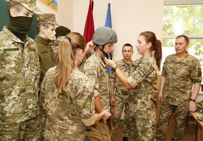 Modern Ukrainian uniform in photographs Photo_10