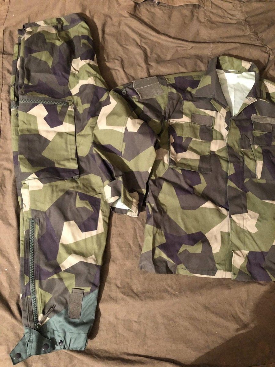 M90T uniforms available for sale Photo_13