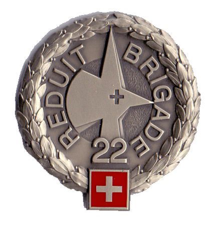 Ranks, badges, patches, epaulets of the Swiss Armed Forces - Page 6 Reduit10