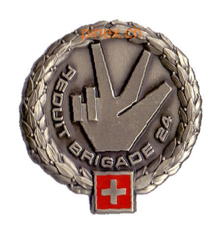 Ranks, badges, patches, epaulets of the Swiss Armed Forces - Page 6 Reduit11