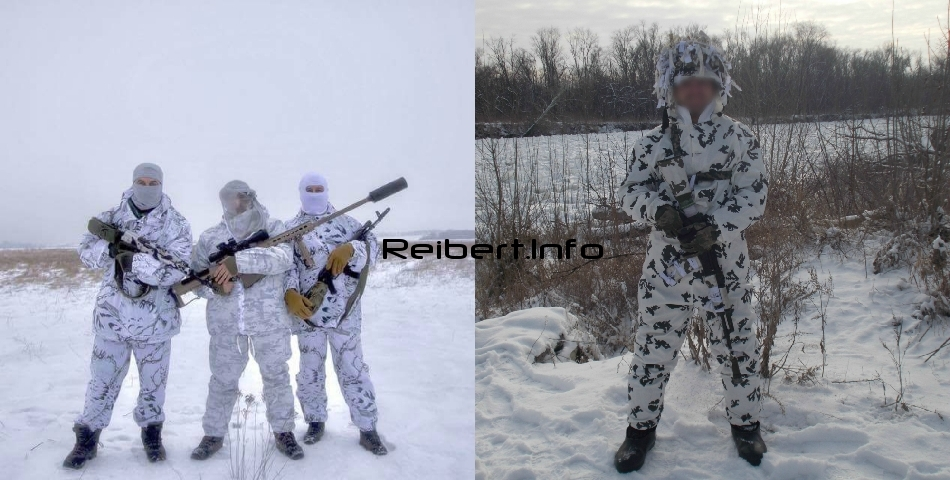 Modern Ukrainian uniform in photographs - Page 40 Snow110
