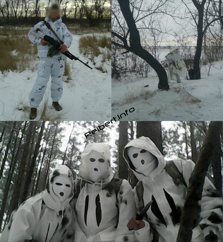 Modern Ukrainian uniform in photographs - Page 40 Snow210