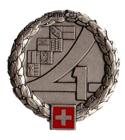 Ranks, badges, patches, epaulets of the Swiss Armed Forces - Page 6 Territ10