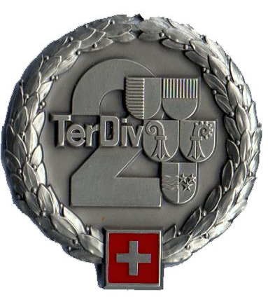 Ranks, badges, patches, epaulets of the Swiss Armed Forces - Page 6 Territ11