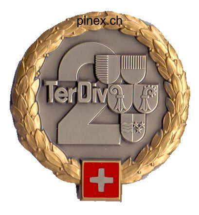 Ranks, badges, patches, epaulets of the Swiss Armed Forces - Page 6 Territ15