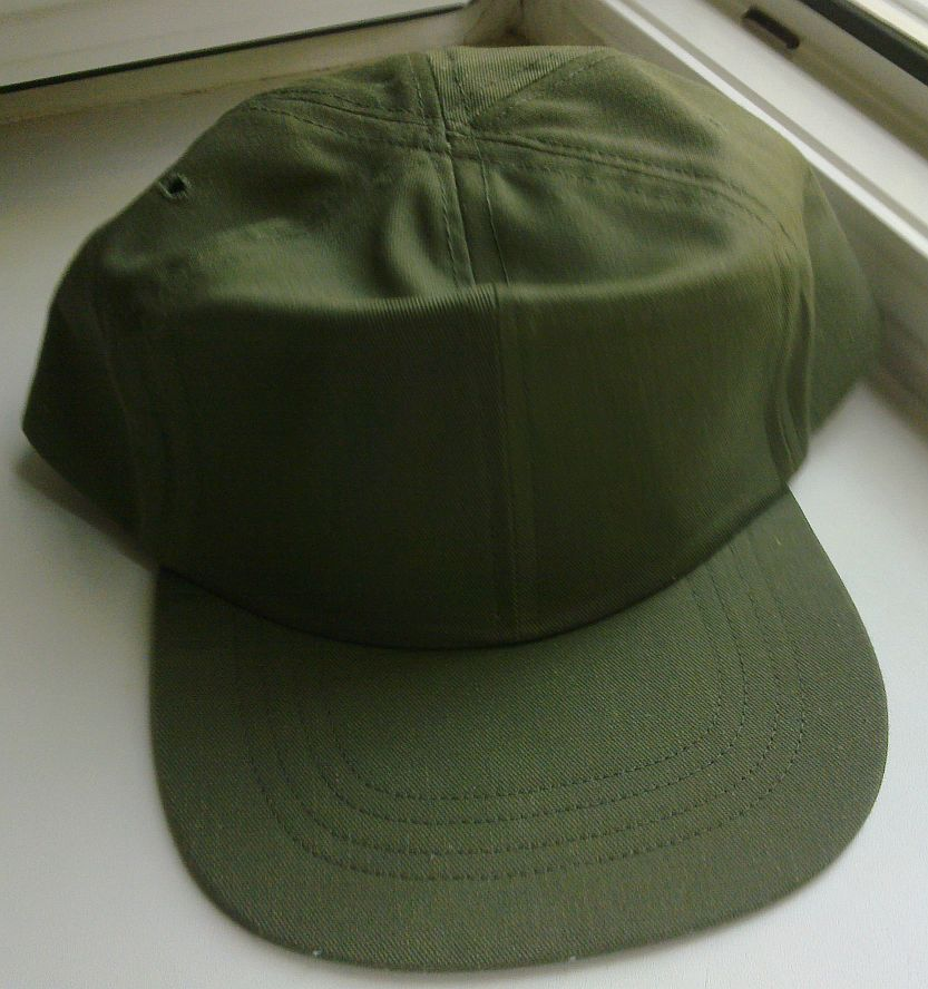 1987 dated US Army cap, hot weather, OG 507 Us_arm10