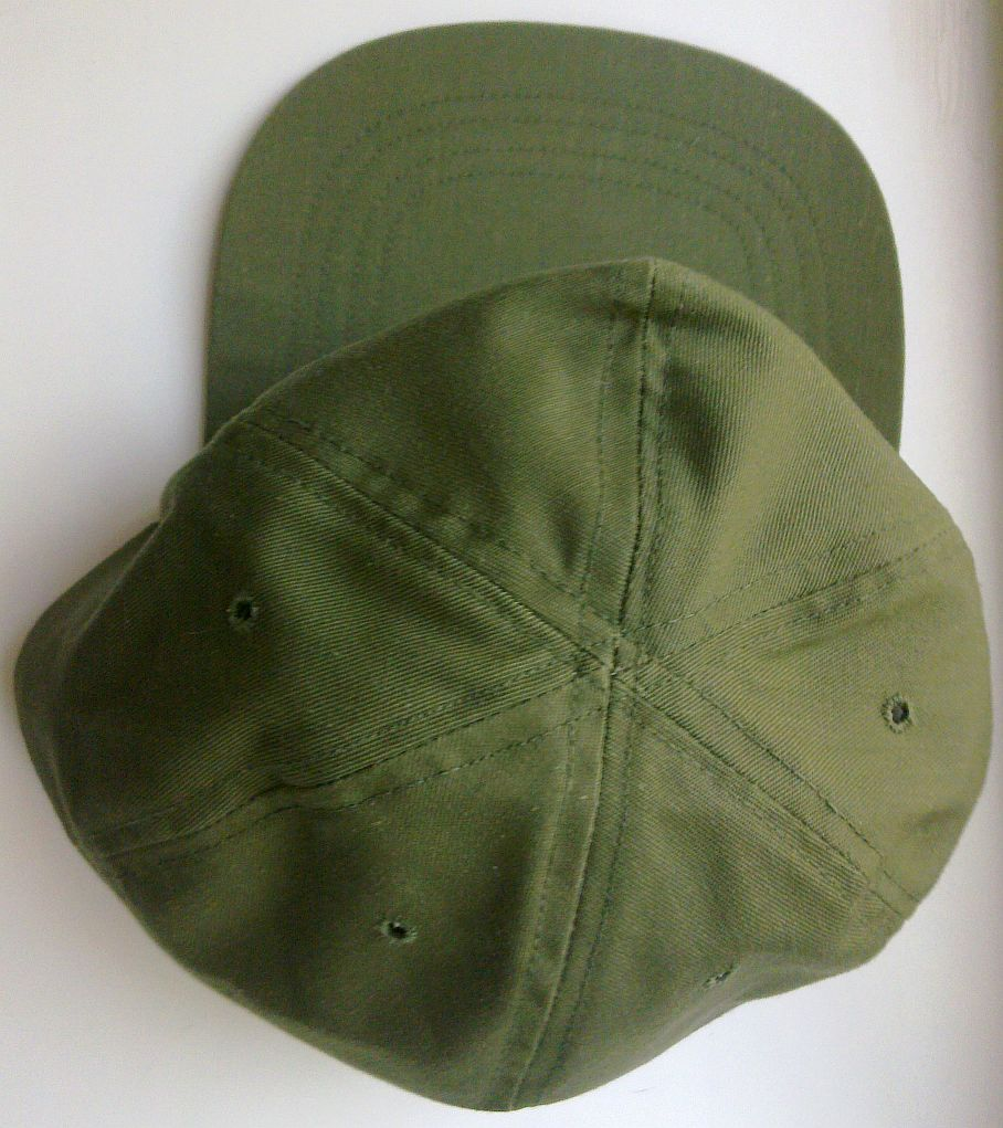 1987 dated US Army cap, hot weather, OG 507 Us_arm12