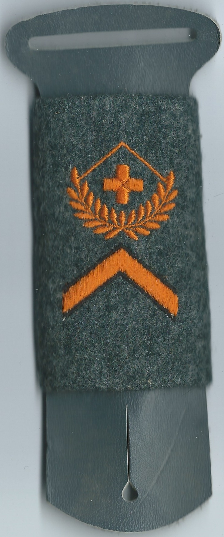 Ranks, badges, patches, epaulets of the Swiss Armed Forces - Page 14 Wachtm14