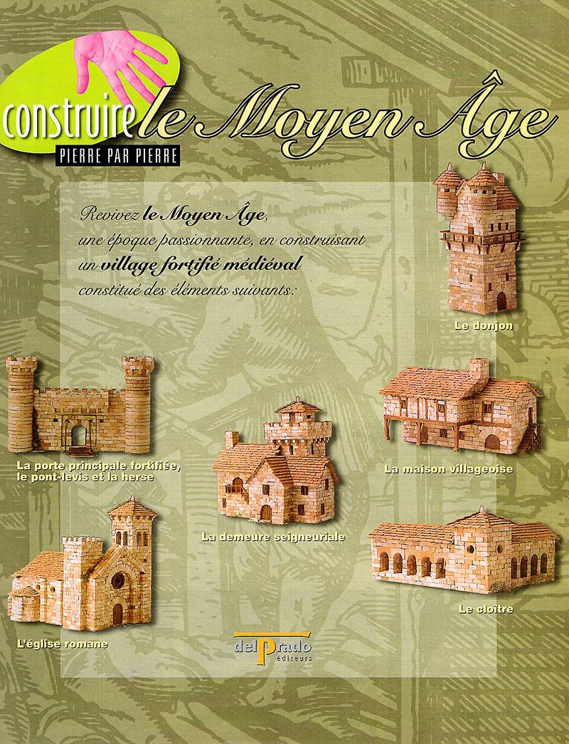 Village médiéval fortifié Couv10
