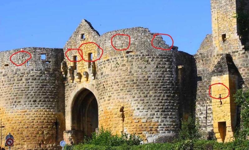 Village médiéval fortifié - Page 6 Domme_11