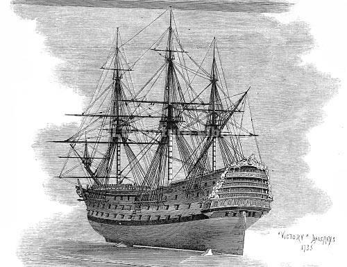 VICTORY 1737 - éch 1/84 - inspiré du Victory 1737-1744 Hmsvic10