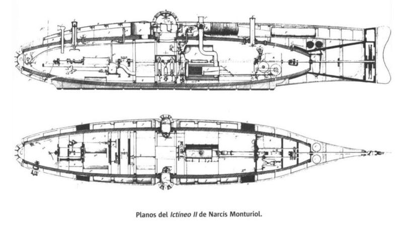Ictineo II 1864 - 1/46 - scratch Imagen11