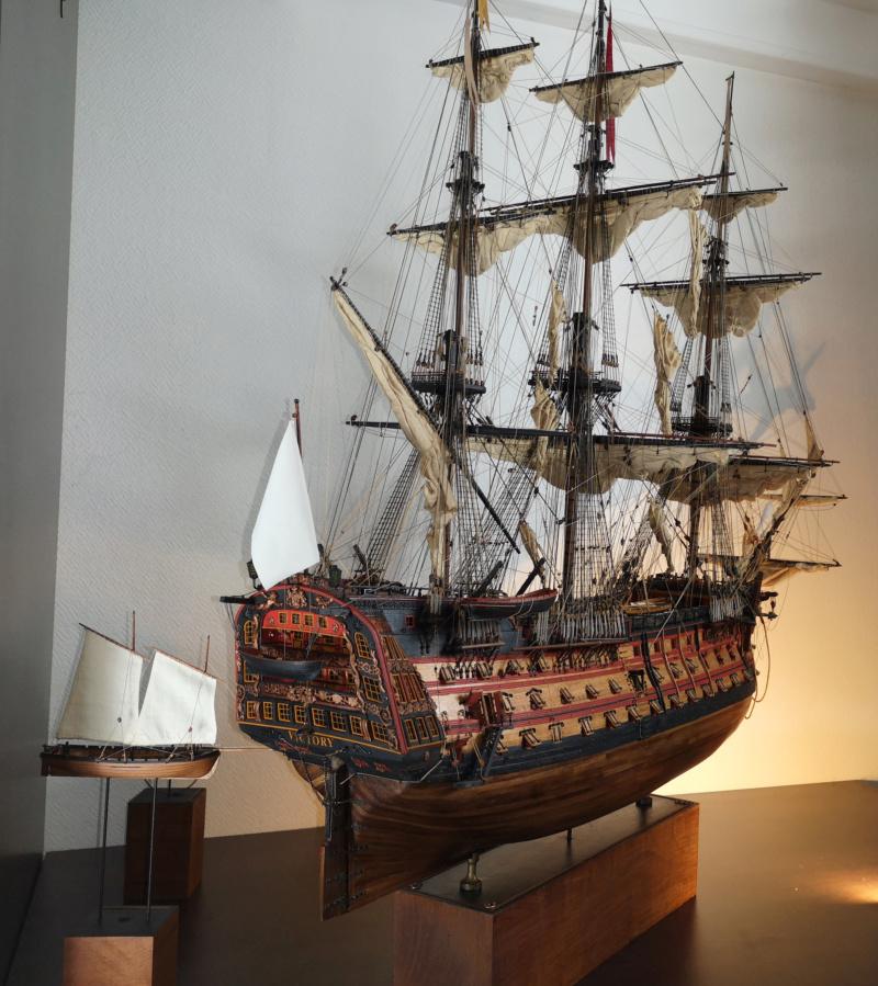 VICTORY 1737 - éch 1/84 - inspiré du Victory 1737-1744 Img_2033