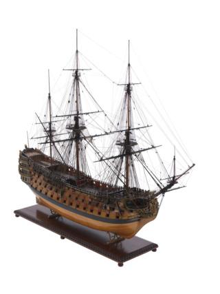 victory - VICTORY 1737 - éch 1/84 - inspiré du Victory 1737-1744 Lar14e10