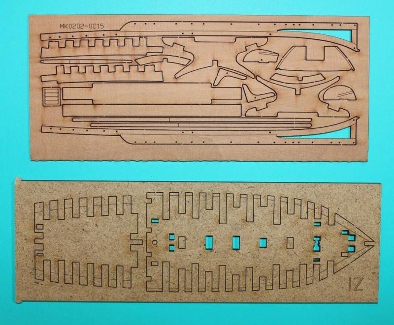 Canonnière 1801 - éch1/72 - Master Korabel  Mk020214
