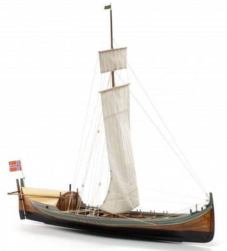 NordlandsBoat (Billing Boats 1/20°) par Ekis Nordla14