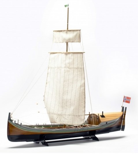 NordlandsBoat (Billing Boats 1/20°) par Ekis Nordla16