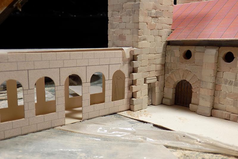 Village médiéval fortifié - Page 5 P1060012