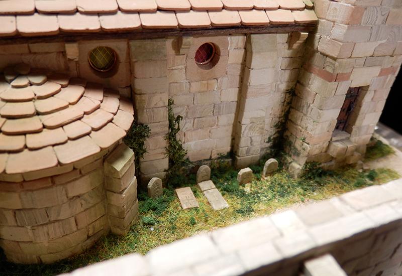 Village médiéval fortifié (2) - Page 4 P1190014