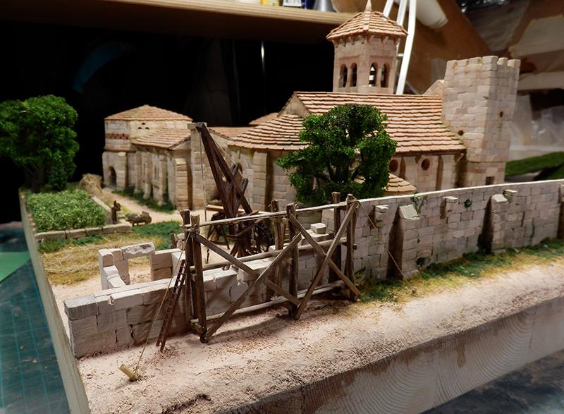 Village médiéval fortifié (2) - Page 4 P1190015