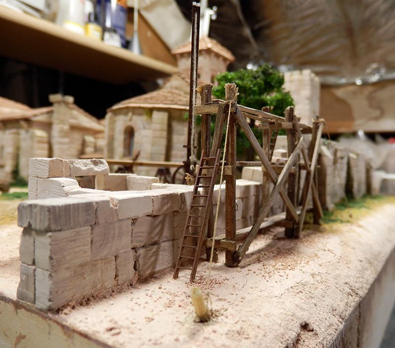 Village médiéval fortifié (2) - Page 4 P1190016