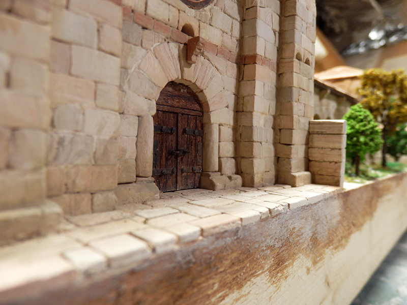 Village médiéval fortifié (2) - Page 4 P1190023