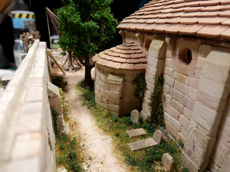 Village médiéval fortifié (2) - Page 4 P1190026