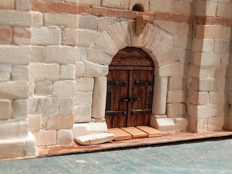 Village médiéval fortifié - Page 5 P1200011