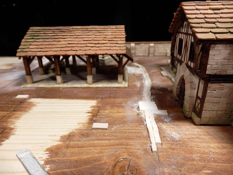 Village médiéval fortifié (2) - Page 6 P1300020