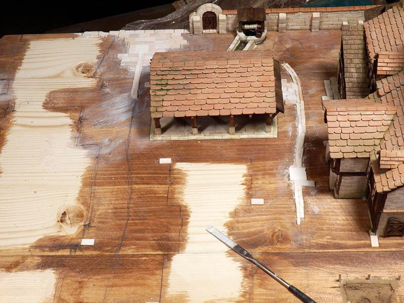 Village médiéval fortifié (2) - Page 6 P1300021