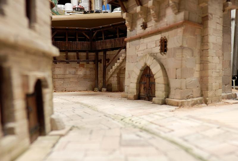 Village médiéval fortifié (2) - Page 8 P2140014