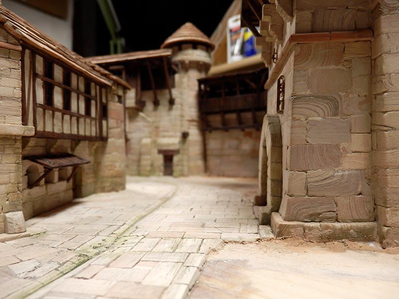 Village médiéval fortifié (2) - Page 8 P2140016