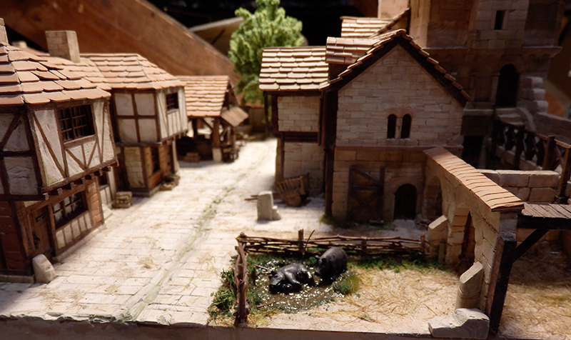 Village médiéval fortifié (2) - Page 8 P2140023