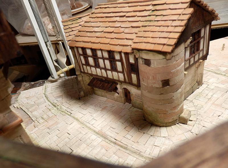 Village médiéval fortifié (2) - Page 8 P2140024
