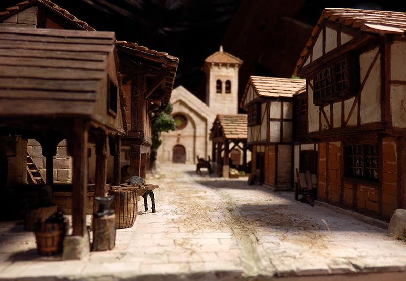 Village médiéval fortifié (2) - Page 8 P2140026