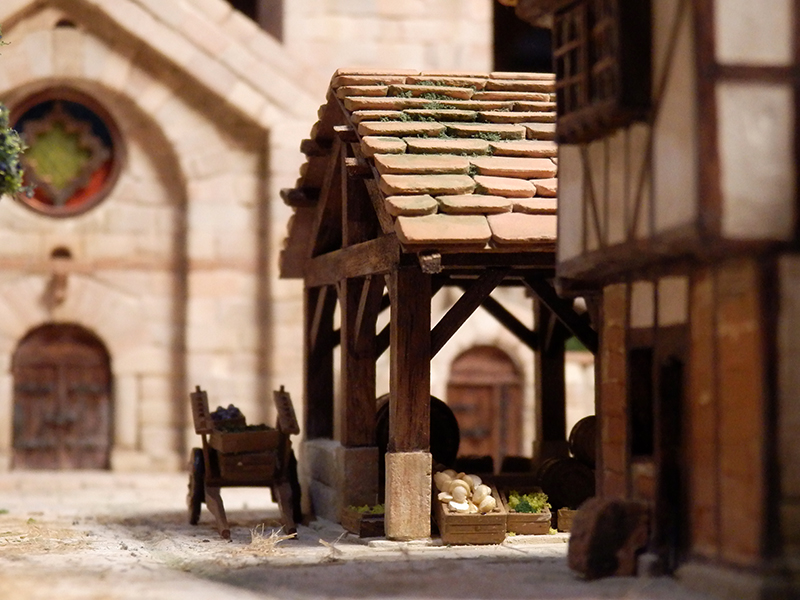 Village médiéval fortifié (2) - Page 8 P2140028