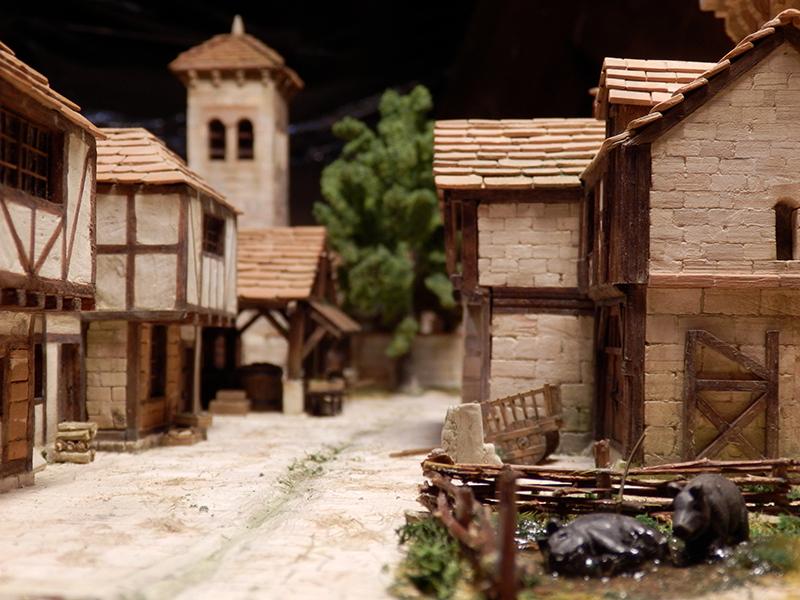 Village médiéval fortifié (2) - Page 8 P2140029