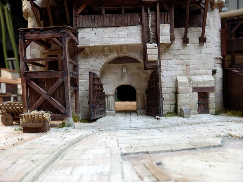 Village médiéval fortifié (2) - Page 8 P2150017